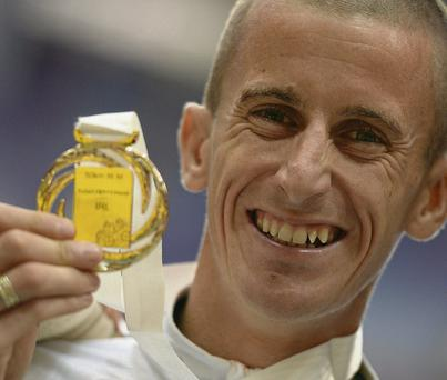 Irish athletes like World 50k champion walker Rob Heffernan undergo more drug tests than their counterparts from the USA