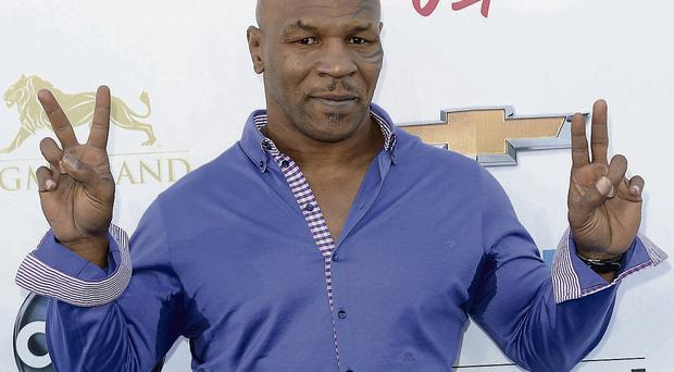 Mike Tyson has revealed his first exposure to cocaine came at age 11