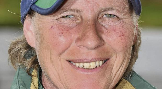 Sue Shortt: who has taken a job coaching an eventing team in the Shanxi province.
