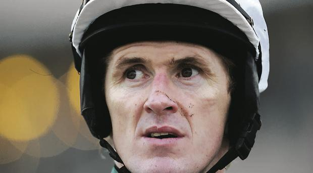 Tony McCoy: a candidate for Sportstar of the Year