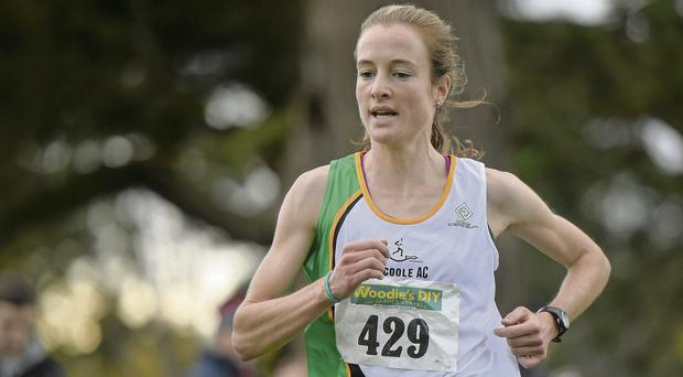 Fionnuala Britton will be going for gold again in Belgrade tomorrow