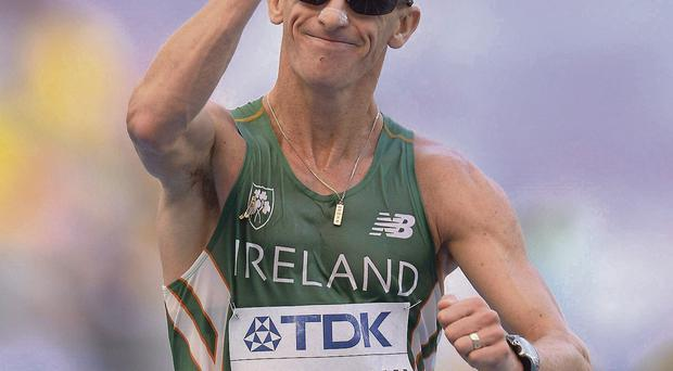 Rob Heffernan is to be upgraded to a European bronze medal after one of his opponents was retrospectively banned for doping back in 2012.