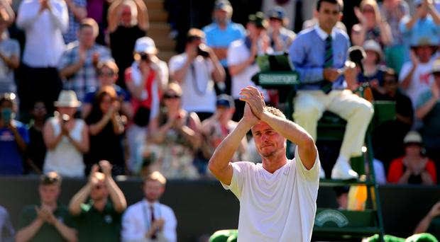Lleyton Hewitt: Bowing out