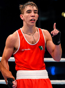 Michael Conlan: another medal