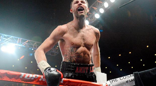 Andy Lee is the WBO middleweight champion