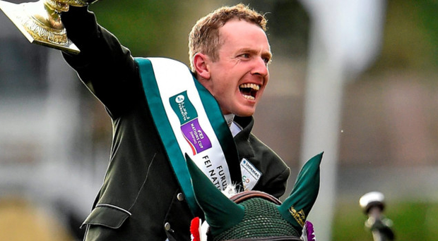 Greg Broderick was selected to go to Rio. Photo: Sportsfile