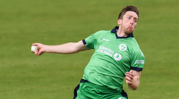 """Fast bowler Peter Chase is enthusiastic about the new head coach, Graham Ford, saying he """"has a lot of experience and he's a great people person"""". Photo: Sam Barnes"""