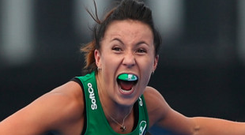 'Anna O'Flanagan made it clear that they will be looking to win' Photo: Getty