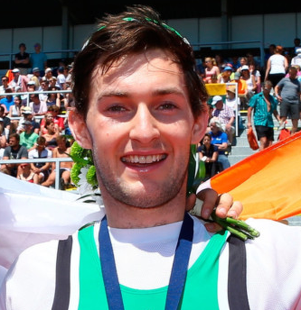 Paul O'Donovan. Photo: Sportsfile
