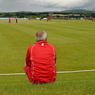 A view of Bready's cricket ground which will host the Sunday Independent T20 finals next Saturday. Photo: Sportsfile
