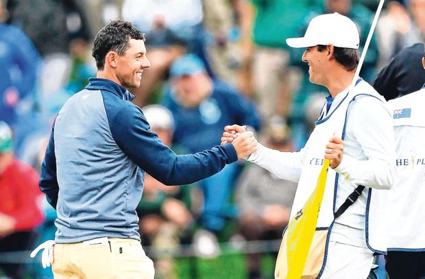 McIlroy wins wild Players Championship