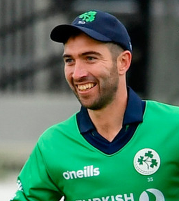 Andrew Balbirnie: 'I don't feel like I was out.' Photo: Sportsfile