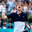 Andy Murray. Photo: PA