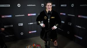 Katie Taylor will appear with other sporting giants in Birmingham this year. (Image: Sportsfile)