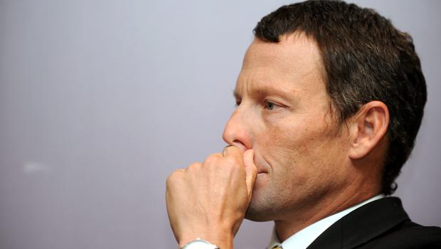 'Lance Armstrong has suffered enough and it's time to bring him back — Sorry, not on my watch'
