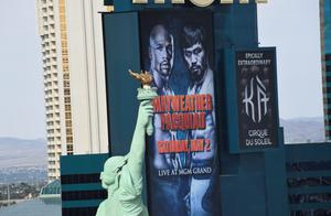 Mayweather and Pacquiao will meet in the ring on May 2, 2015 at the MGM Grand