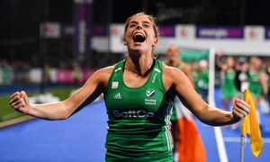 Katie Mullan: 'We're more than capable of doing something special at an Olympic Games'. Photo: Brendan Moran