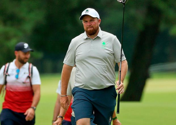 Shane Lowry insists his game is in good shape for Olympic medal bid