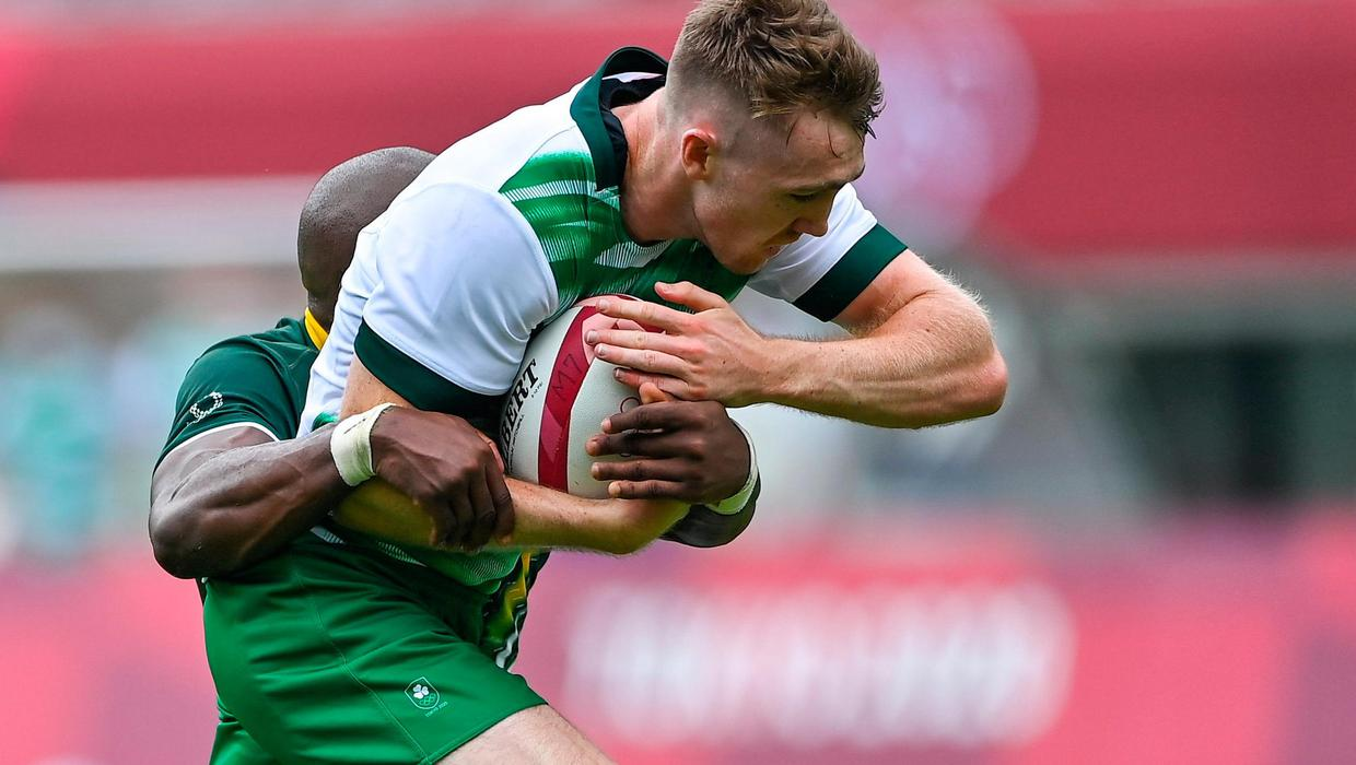 Ireland Rugby Sevens team get a tough lesson in Olympic debut against South Africa