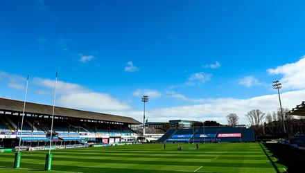 A general view of the RDS Arena. Photo: Brendan Moran/Sportsfile