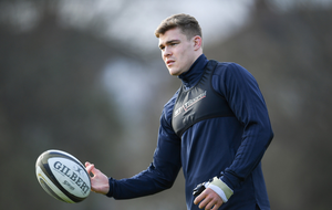 Garry Ringrose is set for a new Leinster deal