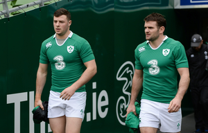 When you've a new partnership such as Robbie Henshaw and Jared Payne it will take a bit of time to get that going
