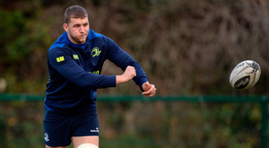 Ross Molony, pictured during training Picture: Sportsfile