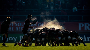 19 January 2020; Conor Murray of Munster prepares to feed the ball into a scrum during the Heineken Champions Cup Pool 4 Round 6 match between Munster and Ospreys at Thomond Park in Limerick. Photo by Diarmuid Greene/Sportsfile