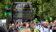 'Not only have Ireland hooked up with the world's biggest supplier of sports travel and hospitality rights, they are getting huge interest from global brands, some based in Dublin, to fill any available gaps.' Photo by Sam Barnes/Sportsfile