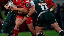 'Leicester provoked the ire of most of the people in Thomond last weekend. They got away with murder on a couple of counts but generally they were far smarter and a good deal sharper in thought' Photo: PA Wire