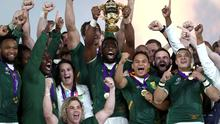 Francois Pienaar has hailed South Africa's World Cup sucess as their biggest ever (David Davies/PA)