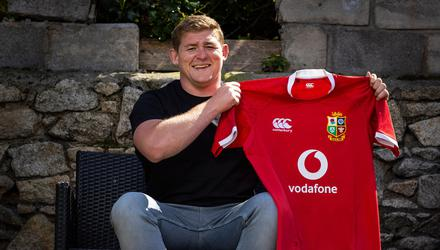 Tadhg Furlong will be hoping for a starting spot on the Lions tour to South Africa
