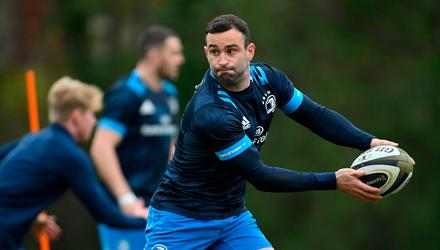 Dave Kearney signed a new deal with Leinster Rugby last month. Photo by Ramsey Cardy/Sportsfile