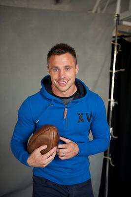 3. Tommy Bowe  Team: Ireland  Age: 31 Relationship Status: Married to former Miss Wales and nurse, Lucy Whitehouse.