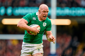 Paul O'Connell was immense against Wales and can still get his hands on the Six Nations trophy
