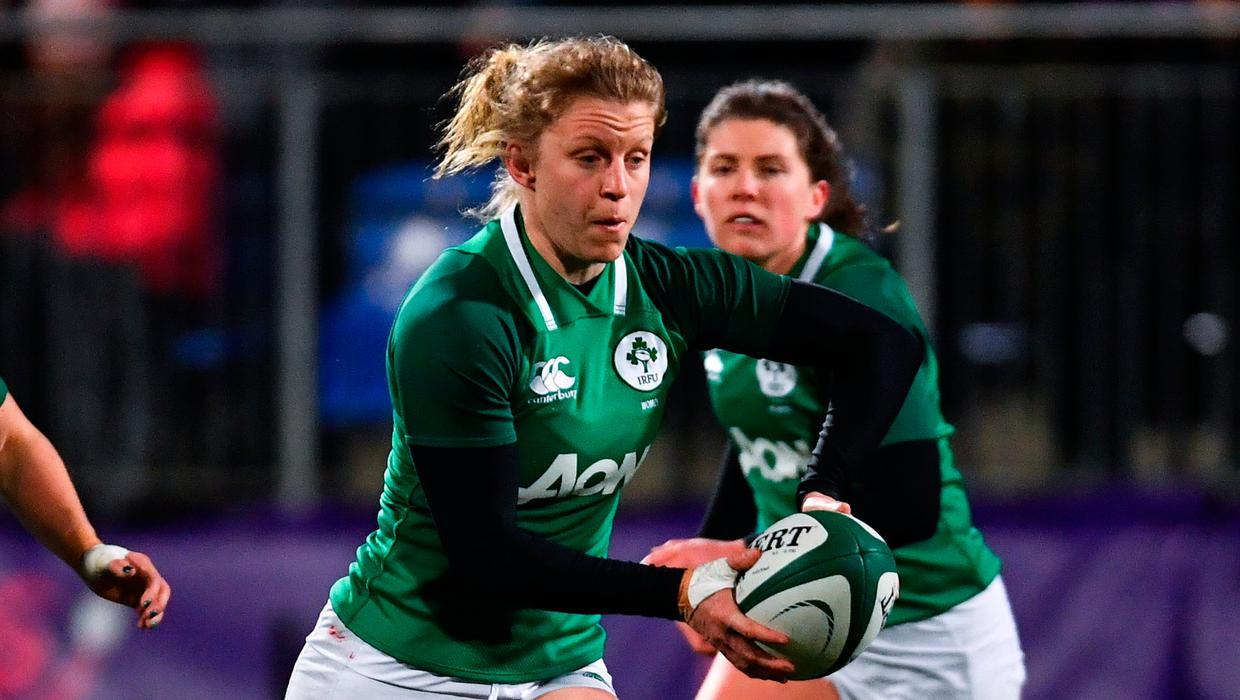 'So many memories, priceless highs and some rock bottom lows' – Claire Molloy retires from international rugby