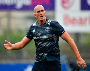 Devin Toner will make his first Leinster appearance since he was dropped from the Ireland squad