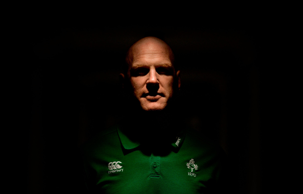 Paul O'Connell was speaking at The Off The Ball Roadshow with Heineken Rugby Club - for more information, see offtheball.com/events. Photo: Sportsfile