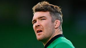 Peter O'Mahony signed a new IRFU central contract yesterday. Photo: Seb Daly/Sportsfile