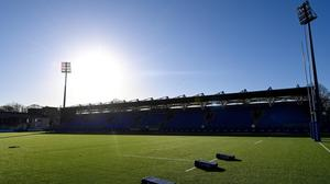 A general view of Energia Park in Donnybrook, Dublin