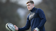 Garry Ringrose played a leading role in Ireland's Grand Slam glory of 2018 after coming back from injury. Photo: Sportsfile