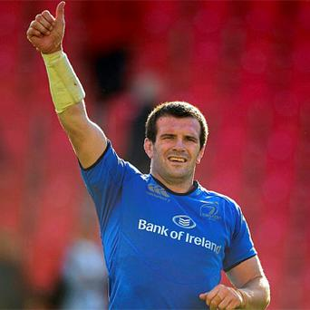 Leinster's Shane Jennings