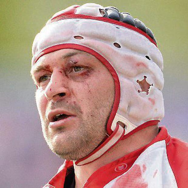 Rory Best, Ulster