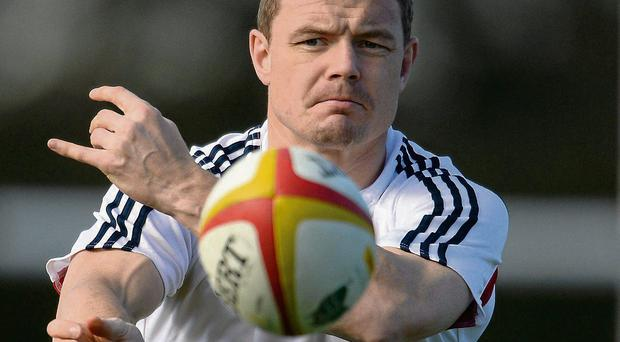 As ever, Brian O'Driscoll will have a huge part to play for the Lions