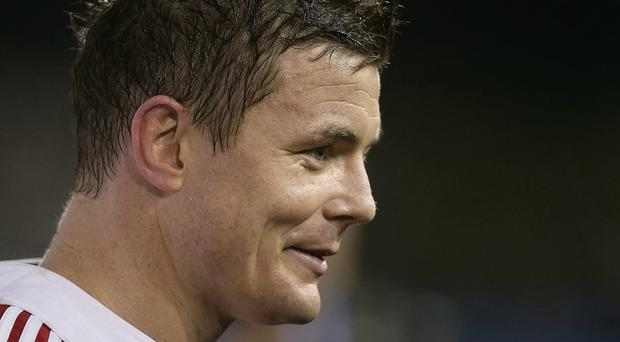 Brian O'Driscoll looks to have played his last Test for the Lions, a career which started with victory over Australia back in 2001