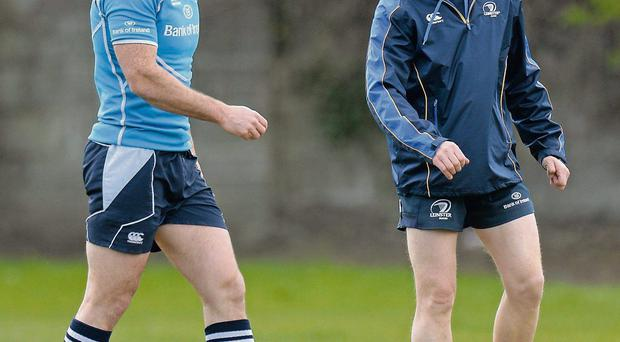 Rob Kearney and everyone else involved with Ireland is looking forward to working with Joe Schmidt in his new role