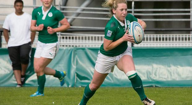 Jeannette Feighery believes Ireland's bid for Olympic spot will require an enormous effort