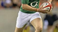 Robbie Henshaw moves from full-back to outside-centre