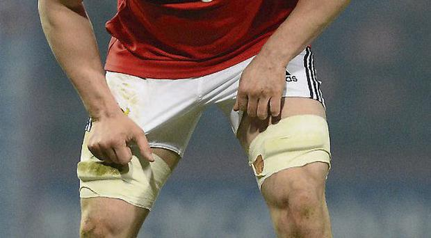 Tommy O'Donnell, Munster
