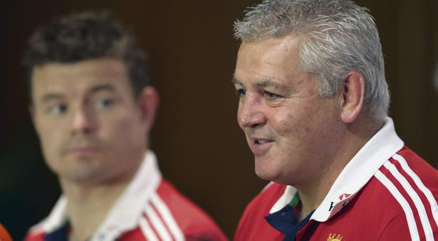 Brian O'Driscoll has good reason to feel let down by Warren Gatland as well as the system he trusted